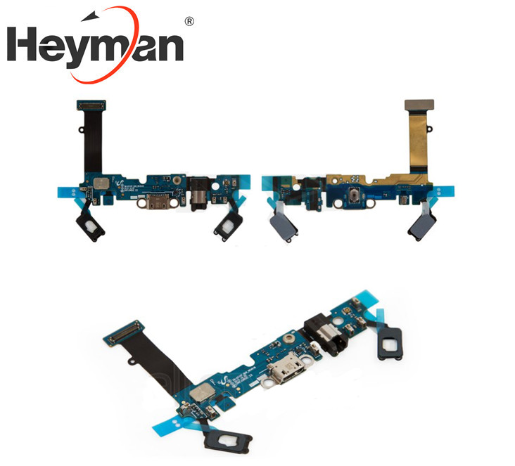 Heyman Flex Cable for Samsung A510F Galaxy A5 (2016) (charge connector, microphone, headphone connector, with components)