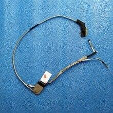 Free shipping NEW original LCD Cable for Lenovo thinkpad E430 E435 QILE1 DC02001FQ10 screen line цена 2017