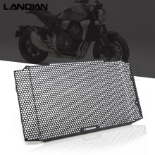 Original For Honda cb1000r CB 1000R 2018 2019 Radiator Grille Guard Cover Protector Motorcycle CNC Accessories With CB1000R LOGO