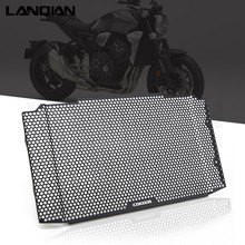 Original For Honda cb1000r Motorcycle Radiator Grille Guard Cover CB 1000 R CB 1000R 2018 2019 With CB1000R LOGO CNC Accessories(China)