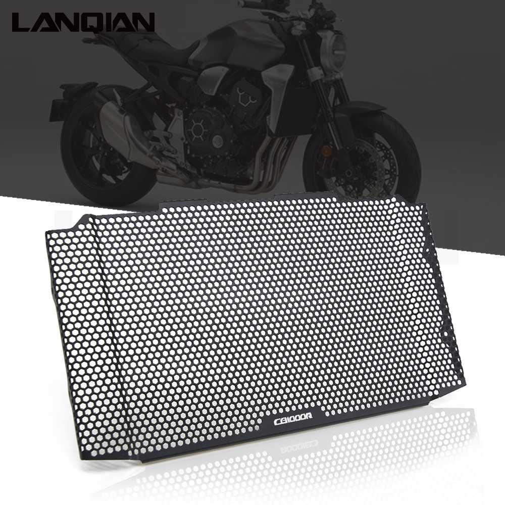Cuasting Cubierta protectora para rejilla de radiador de motocicleta CB1000R 2018 2019 2020