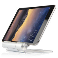 Tablet PC Stands Metal stent Support bracket Desktop For samsung Galaxy Note N8000 N8010 Display cabinet Aluminium alloy 10.1
