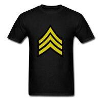 Neuf de Haute Qualité Classique Hommes T-shirt Armée T-shirt Hommes Plus La Taille Qualité Militaire Vêtements T-Shirts Pour Adulte