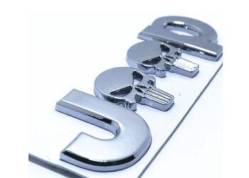 Badge For 3D Cute Design Letters Emblem Emblema Logo