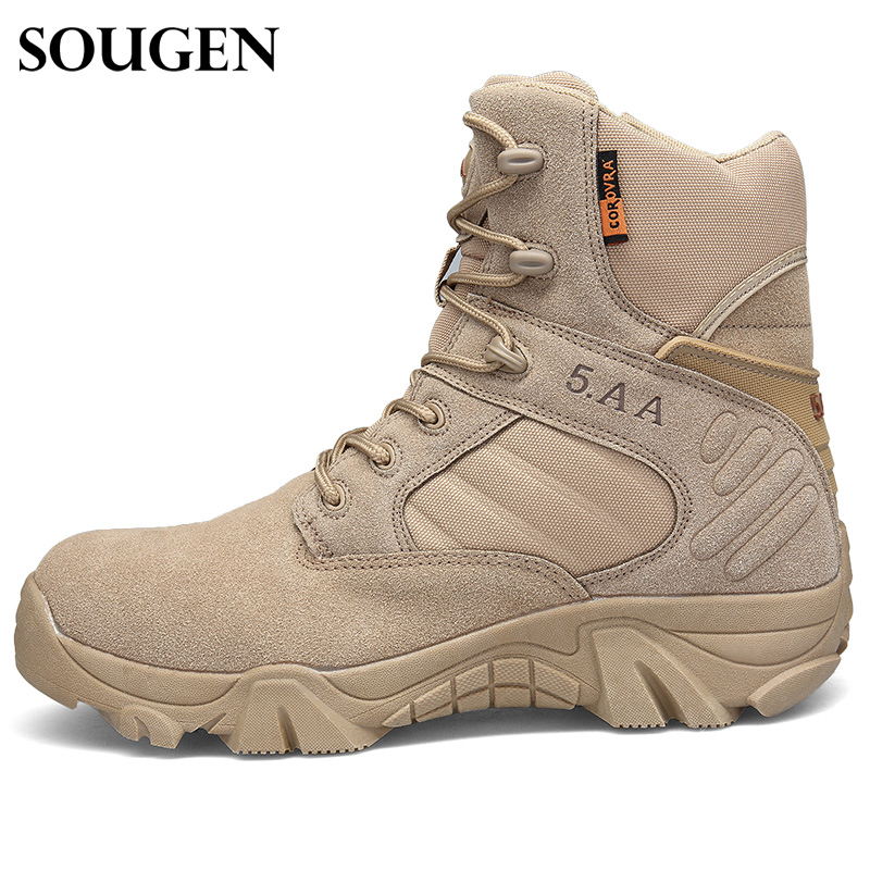 Winter Shoes The Military Big Boot Mens Army Large Sizes Male Combat Footwear Ons Men Askeri Bot Esdy Shoe Boots Tactical Suede