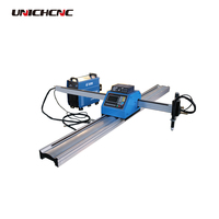 Portable cnc flame plasma cutting machine 1500*3000mm metal plate cutter
