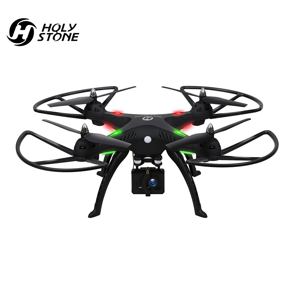 Holy Stone HS300 Drone with 1080P Camera RC Helicopter 120 Wide angle HD Camera Altitude hold One Key Return RTF Quadcopter Dron