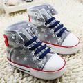 Envío gratis 6 par/lote zapatos de bebé 0927