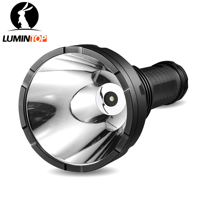 LUMINTOP Super  Bright Searching  Flashlight  2000 Lumens   GT  with Cree  XHP 35Hi LED Max  2000 Meters
