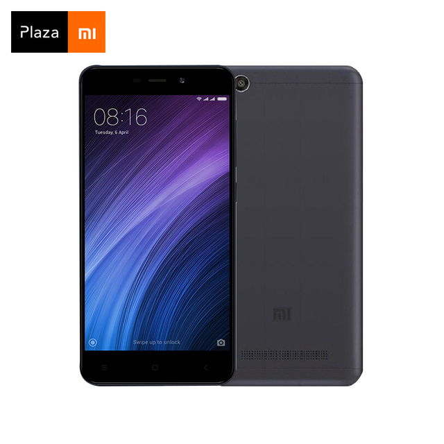 Spanish Version Xiaomi Redmi 4A Phone  2GB RAM 32GB ROM 5.0 Inch 13.0MP Camera 3120mAh Battery