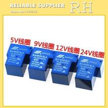 2 шт./лот Мощность реле SLA-05VDC-SL-A SLA-09VDC-SL-A SLA-12VDC-SL-A SLA-24VDC-SL-A 5В 9В 12В 24В 30A 4PIN T90