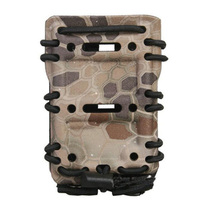 RuoskyGear Tactical MAG Pouch 5.56mm G-code New Style Plastic Holster Magazine Pouch for Vest and Belt with Free Shipping