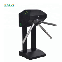 RFID Semi-Automatic Access Control System Vertical Tripod Turnstile fullautomatic motor Optional 304 stainless steel semi automatic tripod turnstile