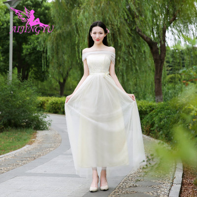 2018 fashion prom   dresses   2018 women's gown wedding party   bridesmaid     dress   BN910