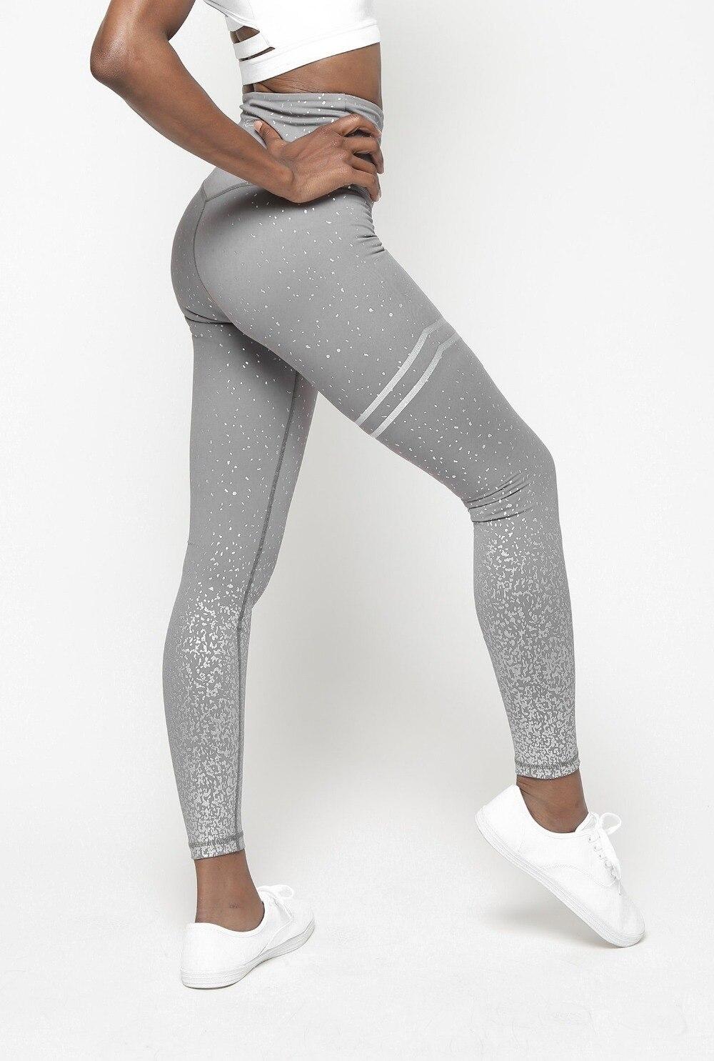 sem transparente exercício de fitness leggings push up workout calças femininas