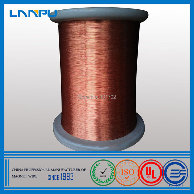 Factory Supply Polyester Insulated Magnet Wire 0.5mm Ceiling Fan ...