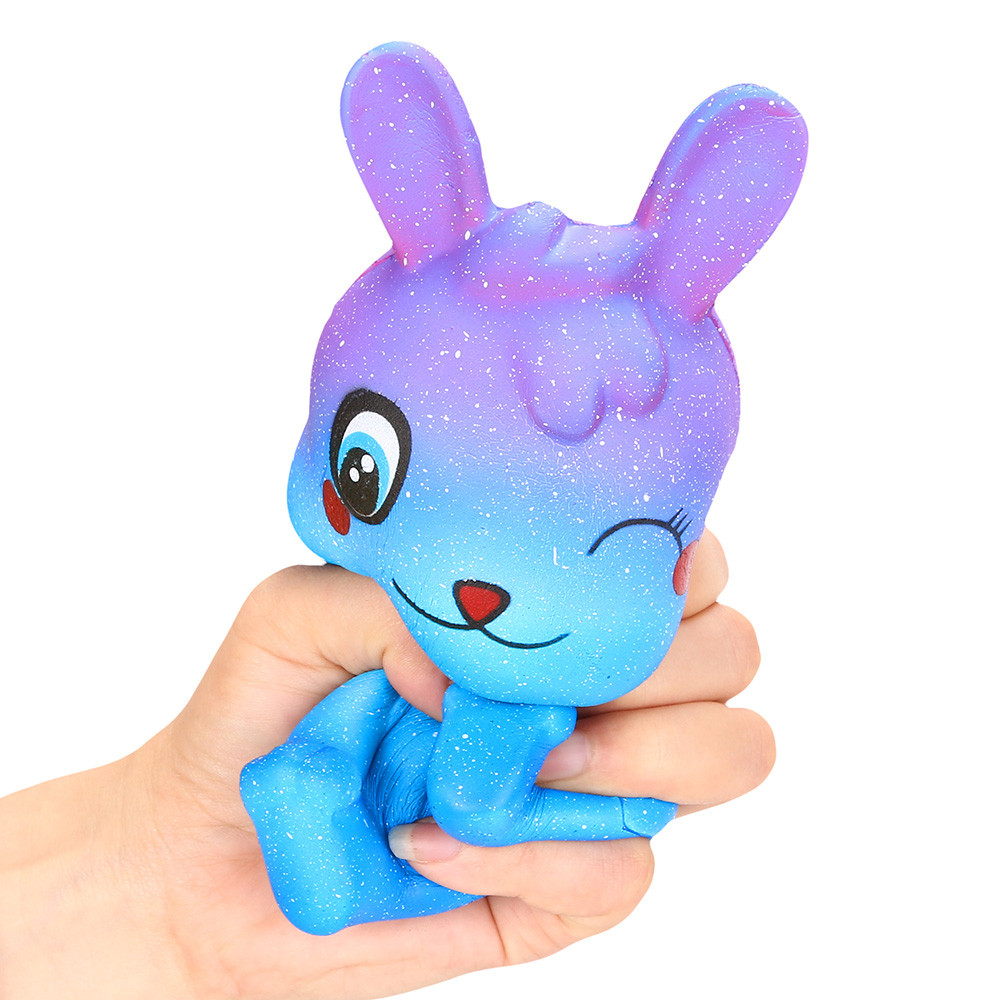 HIINST Jumbo Rabbit Slow Rising Squishies Scented Squishy Squeeze Toy Reliever Stress Gift APR23P30 drop shipping