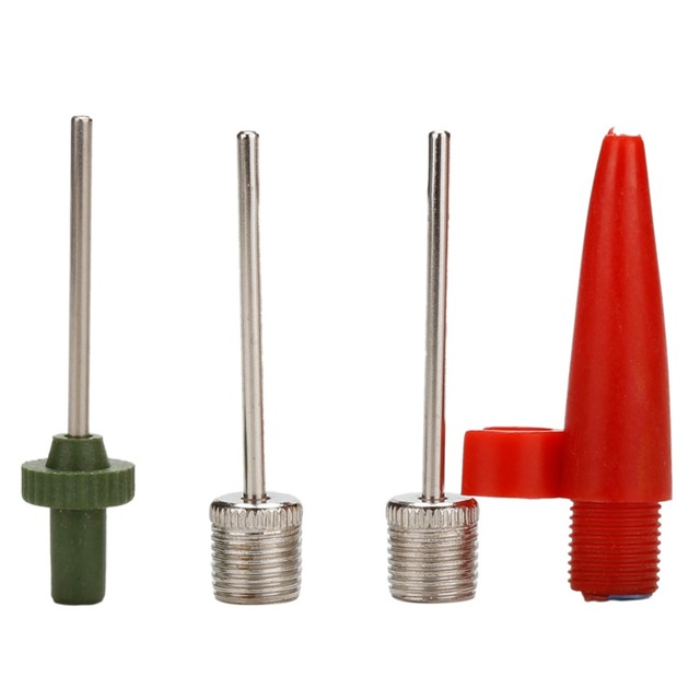 Inflator Needles For Football,volleyball,bike Needles Value Inflator New