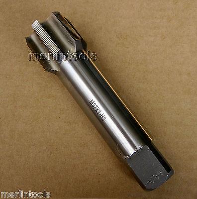 37mm x 1 Metric HSS Right hand Tap M37 x 1.0mm Pitch