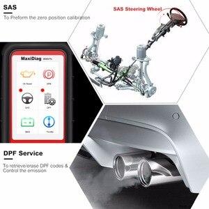Image 4 - Autel MaxiDiag MD808 Pro все системы OBD2 масло сканера и сброс батареи регистрации, парковочные тормозные колодки Relearn,SAS,SRS,ABS,EPB,