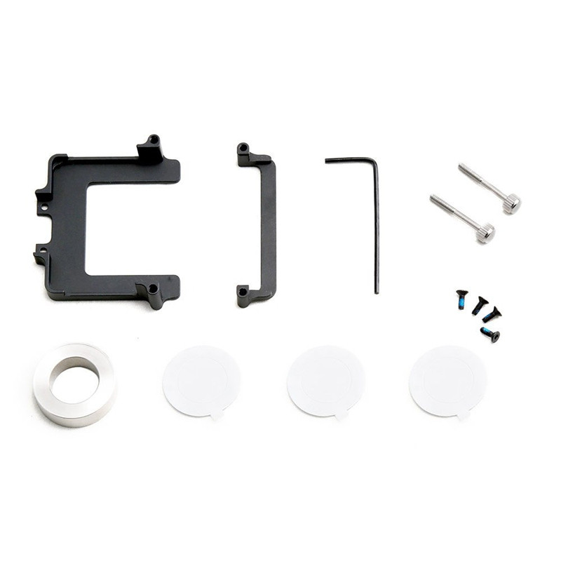 Feiyu Tech G4/WG Replaced Camera Gimbal Mount Holder For GoPro Hero 5 Adaptive (not suitable for G4 QD