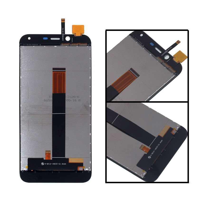 Image 4 - For Cubot Magic LCD Touch Screen Digitizer for Cubot Magic Mobile Phone Accessories LCD Monitor Replacement + Free Shipping-in Mobile Phone LCD Screens from Cellphones & Telecommunications