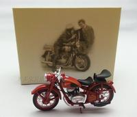 Mini Alloy Motorcycle Electric Bicycle Alloy Car Model Collection