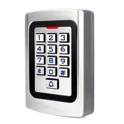 Otwieracz bramy zamek na zewnątrz klawiatura kontroli dostępu EM czytnik kod PIN RFID IP68 wodoodporna Wiegand 26