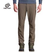 Outdoor summer hiking pants men trekking hiking pants quick dry softshell camping trousers windproof men waterproof hiking pants