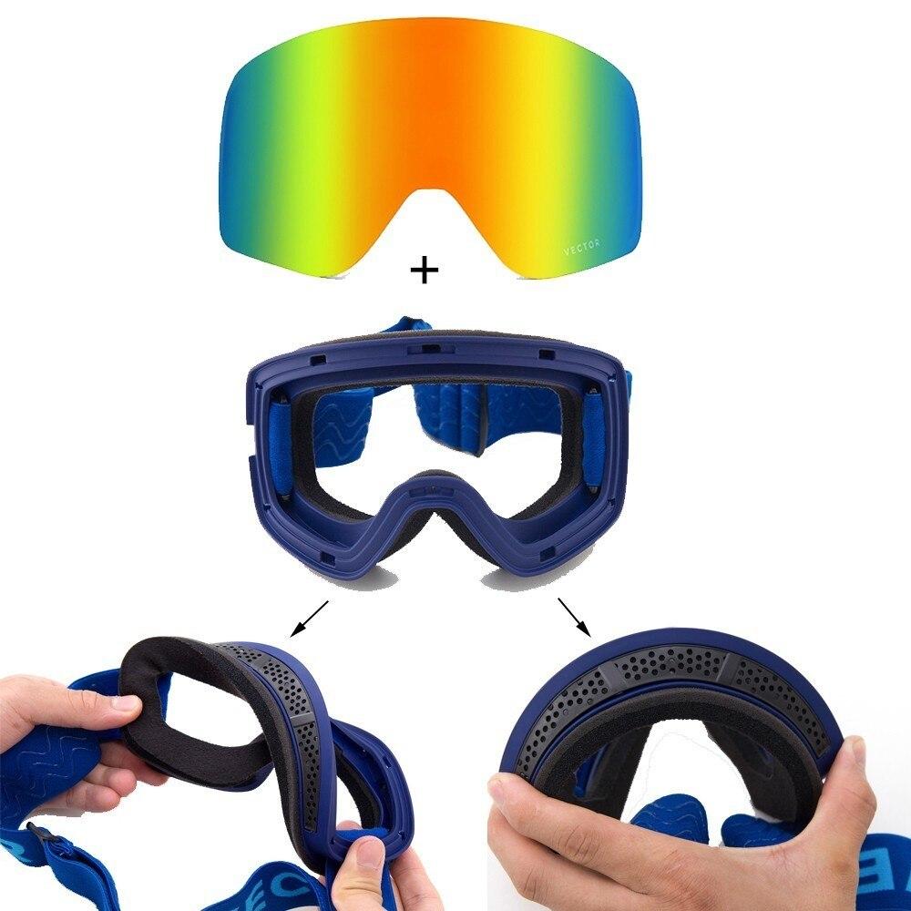Ski Goggles - UV400 Protection 3