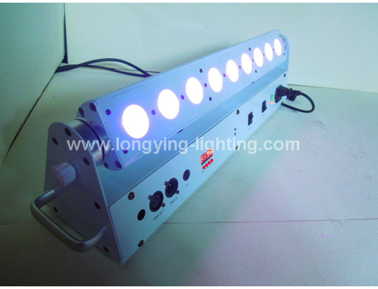 9x18w battery led wall washer light (17)