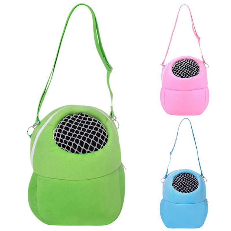 Portable Small Animals Carrier Warm Sleeping Travel Hanging Bag For font b Pets b font Rat