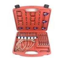 Diesel Injektor Flow Meter Test Kit Common Rail Kraftstoff Tester Set Automotive Werkzeuge Düse Tester Kraftstoff Rückkehr Fluss Metering