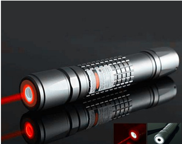 พลังงานสูง10000เมตร650nmกันน้ำTRUEขับเคลื่อนสูงที่สามารถโฟกัสตัวชี้เลเซอร์สีแดงเผาไหม้การแข่งขั...