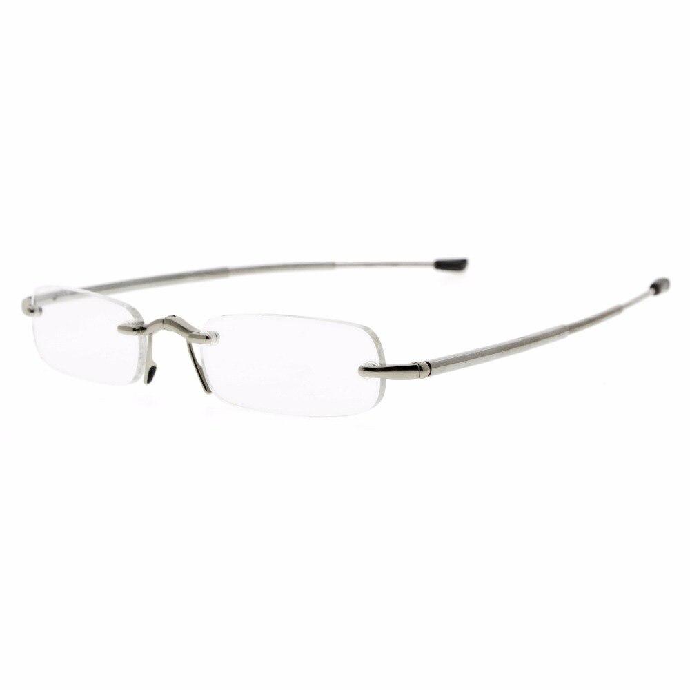 R15081 eyekepper compacto plegable sin montura Gafas para leer ...