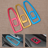 Beler New Car Door Window Switch Panel Trim Cover High Quality Interior Decoration Trim For BMW