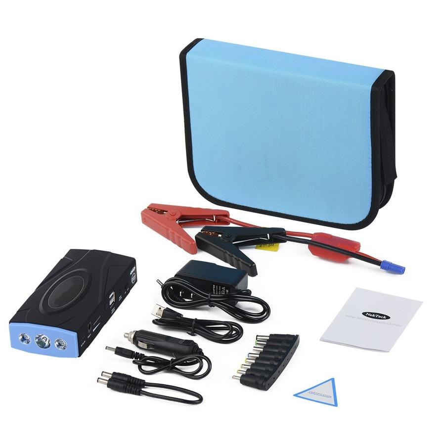 12V 38000mAh Car Jump Starter Mini Portable Power Bank 12V Charger for Petrol & Diesel Car  Truck Van SUV Boat Laptop