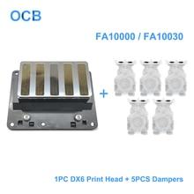 Фирменная Новинка DX6 FA10000 FA10030 печатающая головка DX6 Печатающая головка для Epson SureColor T3000 T3070 T5070 T3200 T5200 T7200 T3270 T5270 T7270