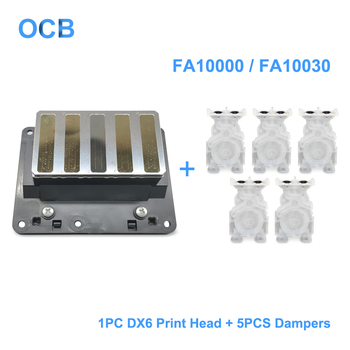 New DX6 FA10000 FA10030 Printhead DX6 Print Head For Epson SureColor T3000 T3070 T5070 T3200 T5200 T7200 T3270 T5270 T72