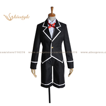 Kisstyle Fashion VOCALOID Kagamine LEN Bad End Night Uniform COS Clothing Cosplay Costume,Customized Accepted