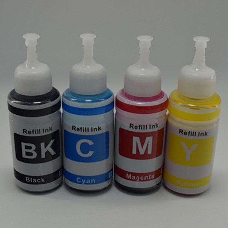 70ml / Botlle Refill Dye Ink Kit For Epson L100 L110 L200 L210 L300 L355 L120 L130 L1300 L220 L310 L365 L455 L550 L565 Printer70ml / Botlle Refill Dye Ink Kit For Epson L100 L110 L200 L210 L300 L355 L120 L130 L1300 L220 L310 L365 L455 L550 L565 Printer