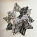 216 pçs/set magnético cubo mágico 6x6x6 2mm contas crianças aprendizagem educacional puzzles cubo neo magnético brinquedos para as crianças