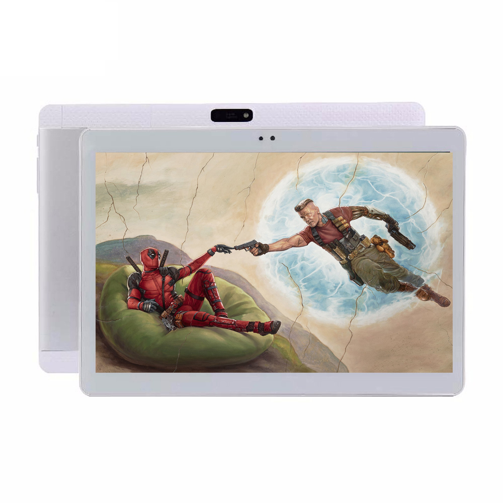 10 inch Octa Core 2018 Original powerful Android Tablet Pc 4GB RAM 32GB ROM IPS Dual SIM Phone Call Tab Phone pc tablets newest 10 1 inch 2 5d glass screen tablet pc octa core android 7 0 call ram 4gb rom 32gb 64gb tablets pcs smart phone pad gift