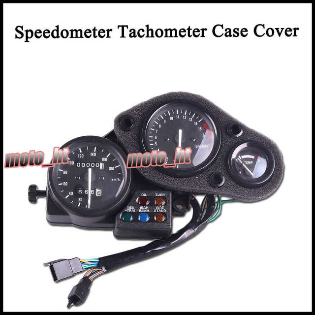 Velocímetro tacômetro Tacho medidor de instrumentos para HONDA CBR 400 NC29