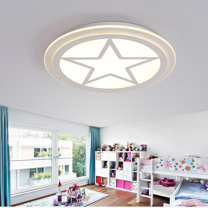 led ceiling light Children bedroom bedroom lights boy cartoon ceiling lamp led study lamp round simple modern lamps avize abaju led suction dome light fashion cartoon study bedroom children s room lights