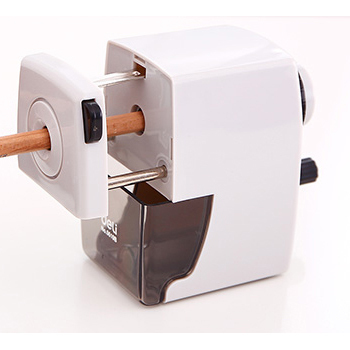 Deli Stationery School Office Supplies Mechanical Cute Pencil Sharpener Accessories Manual School-supplies deli stationery pencil sharpener office