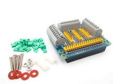 Raspberry Pi 2 / 3 model b GPIO Extension Board Multifunction GPIO Module For Orange Pi PC Banana Pi M3/Pro