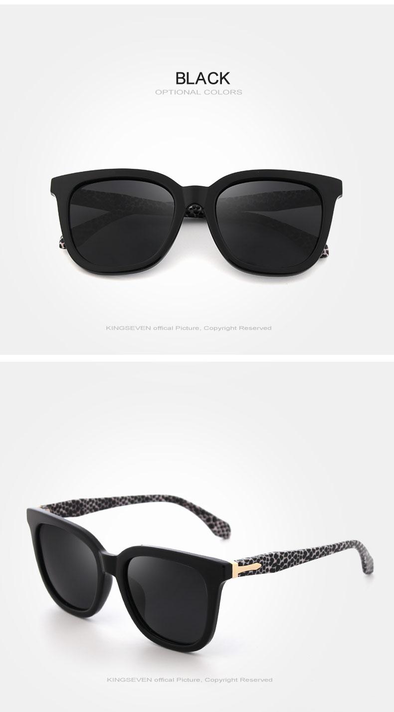 KINGSEVEN Vintage Style Sunglasses Women Brand Designer Shades Polarized Lens Sun Glasses Fashion Sunglasses Oculos De N7810 3