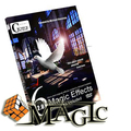 Six 2.0 with gimmick by Mickael Chatelain  / close-up street professional card magic tricks products / free shipping
