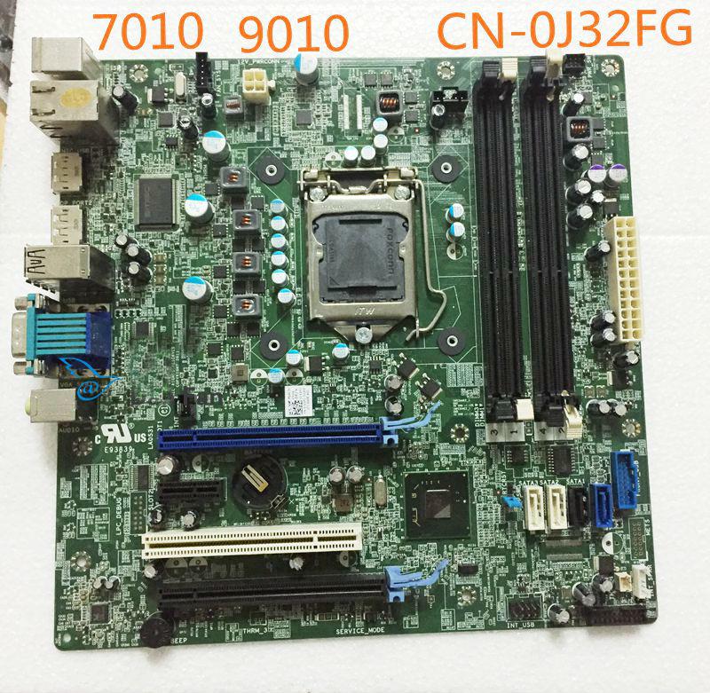Dell GXM1W System Board Optiplex 7010 SFF LGA1155 Tested